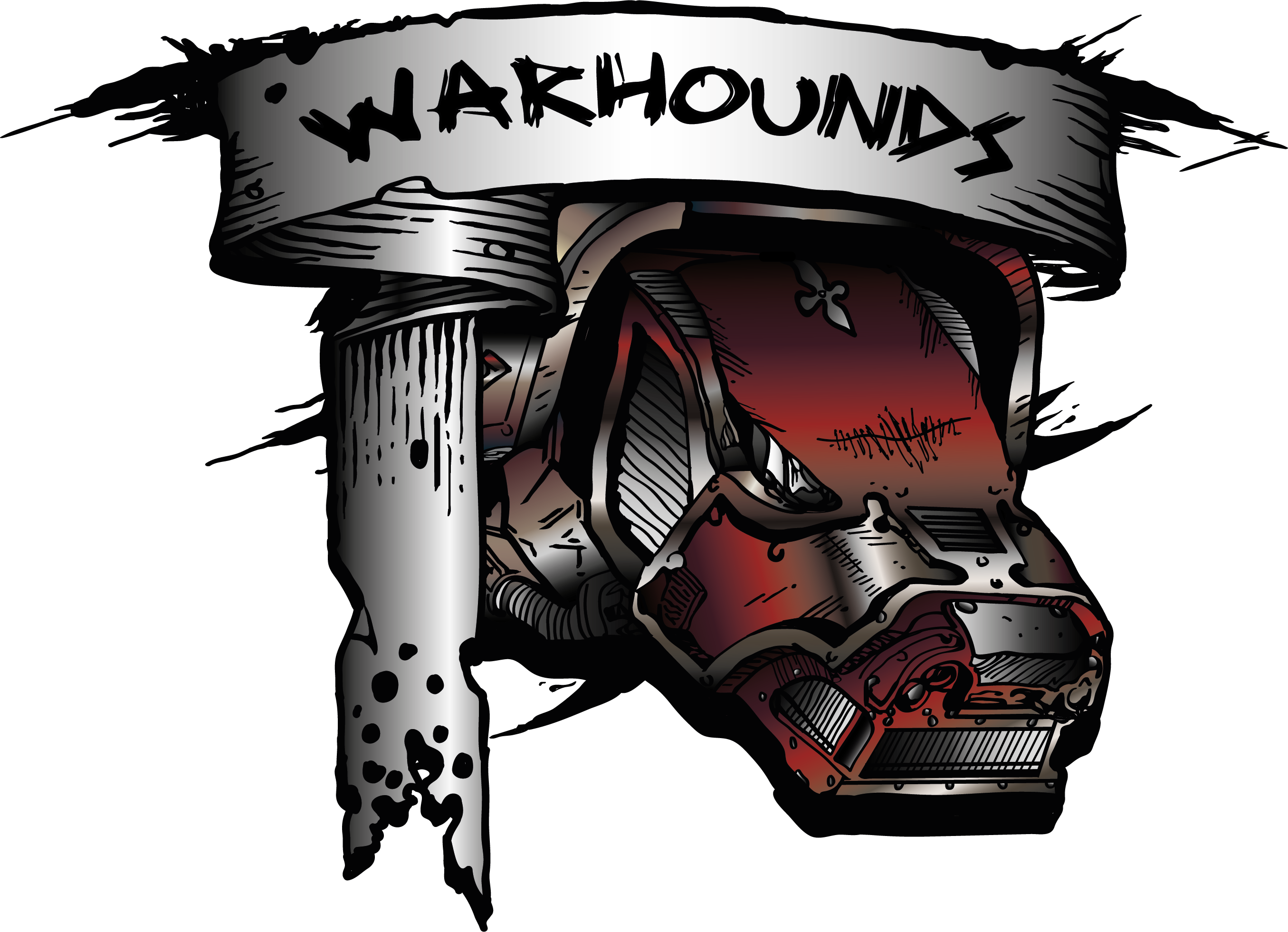 Warhounds Logo groß